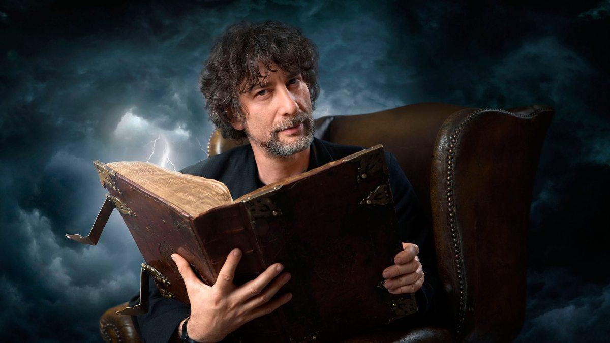 Neil Gaiman: Livros